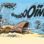BD: Criações de Franquin voltam para a Depuis
