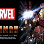 Anime: Novo trailer de Iron Man: Rise of Technovore