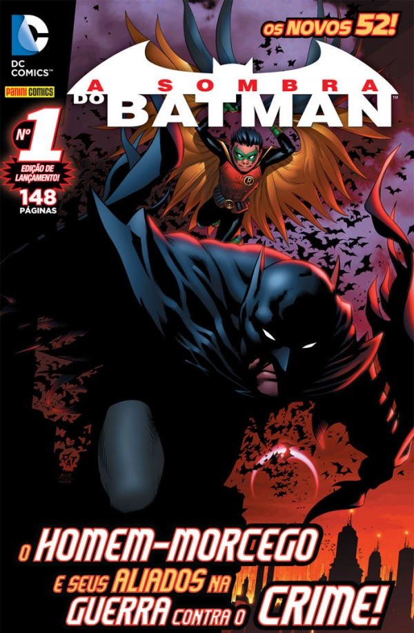 sombra do batman #1