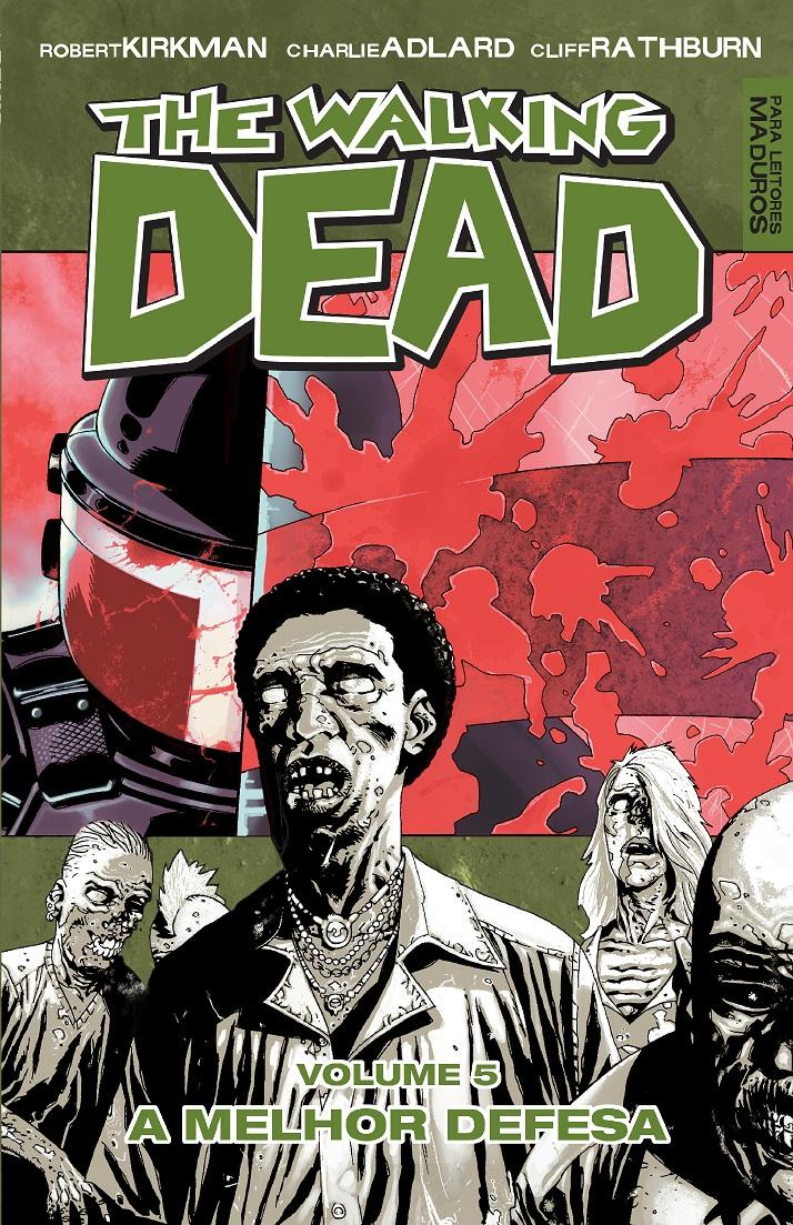 The Walking Dead 05 A Melhor Defesa