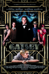 cartaz O Grande Gatsby