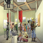 BD: Polarity – Novo comic de Jorge Coelho para a Boom