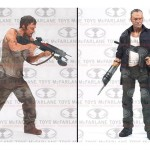 Merchandise: Revelação das action figures de Walking Dead Series 4
