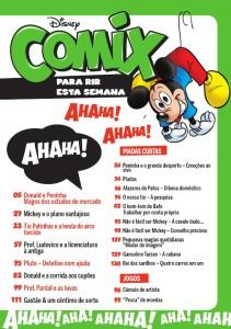 Disney Comix #26