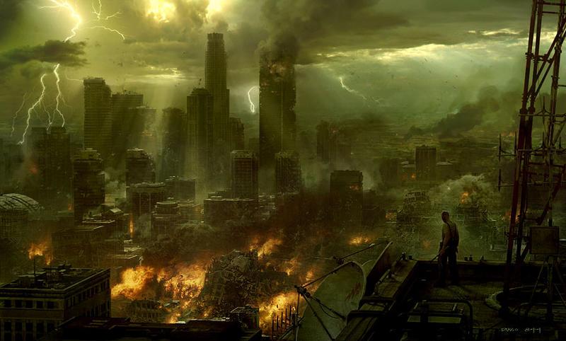 Sobrevivido o Fim do Mundo (até ver!), votem agora no mais icónico herói pós-apocalíptico