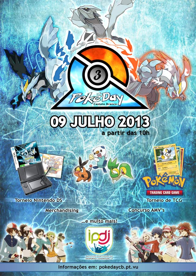Cartaz Pokeday 3