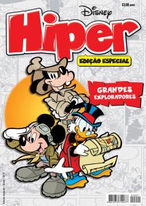 disney hiper especial grandes exploradores