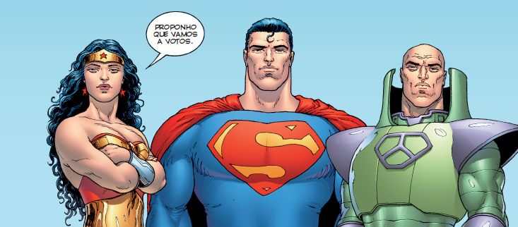Colecção Super-Heróis DC Comics