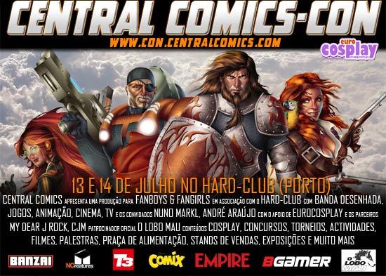 Central Comics-Con