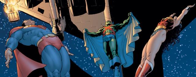 super herois dc comics