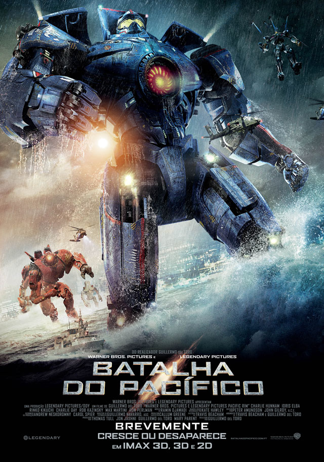 Pacific Rim Cartaz PT