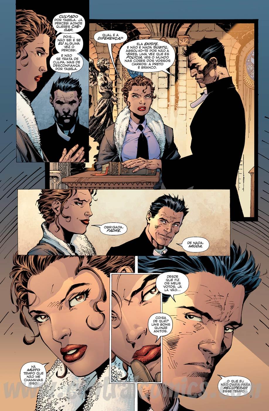 Super-Homem Pelo Amanha 1 página 3