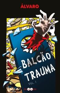 balcao trauma - capa