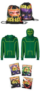 merchandise kick-ass 2