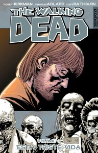 walking dead 6 - capa