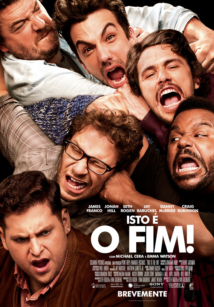 Cartaz This Is The End