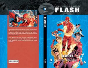 Flash Renascer Capa