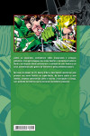 Lanterna Verde e Arqueiro Verde Contra-Capa