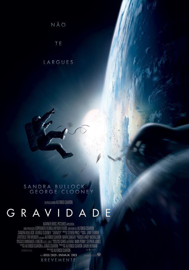 cartaz gravity