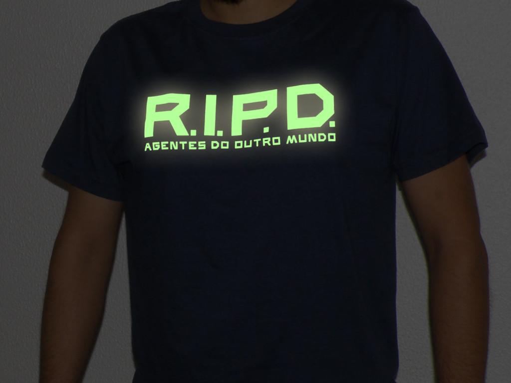 T-shirt RIPD