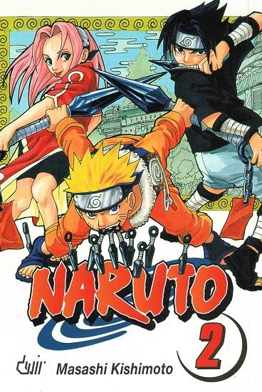 Naruto Vol 02