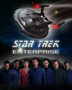 Poster da Série STAR TREK ENTERPRISE