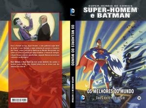 Super-Homem e Batman - Os Melhores do Mundo - capa