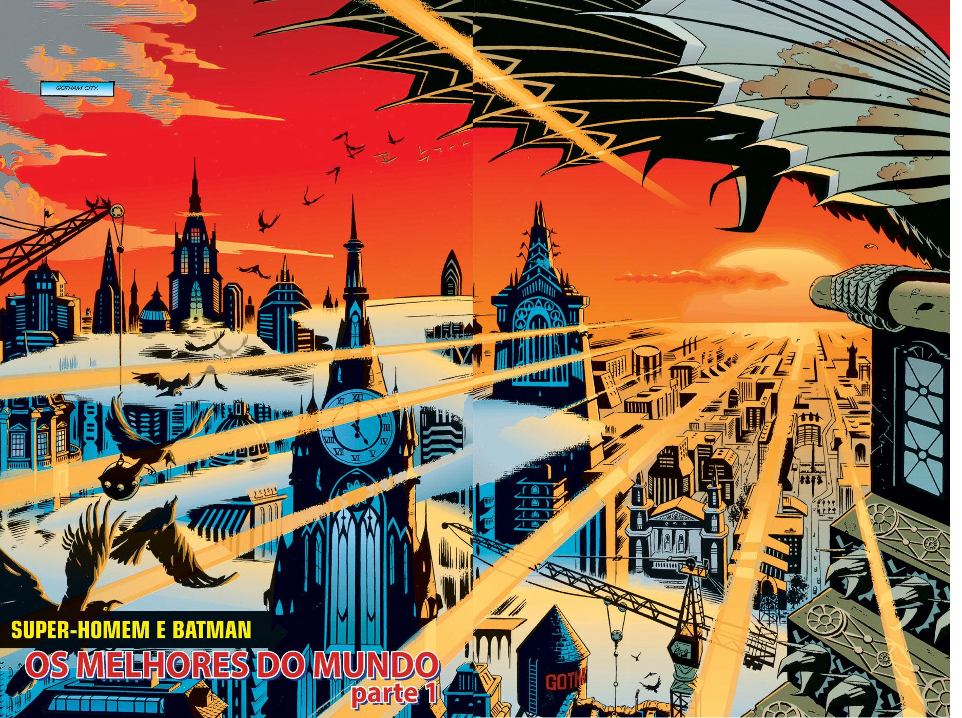 Super-Homem e Batman - Os Melhores do Mundo - Página 2 e 3