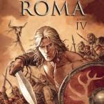 BD: Lançamento – ÁGUIAS DE ROMA IV