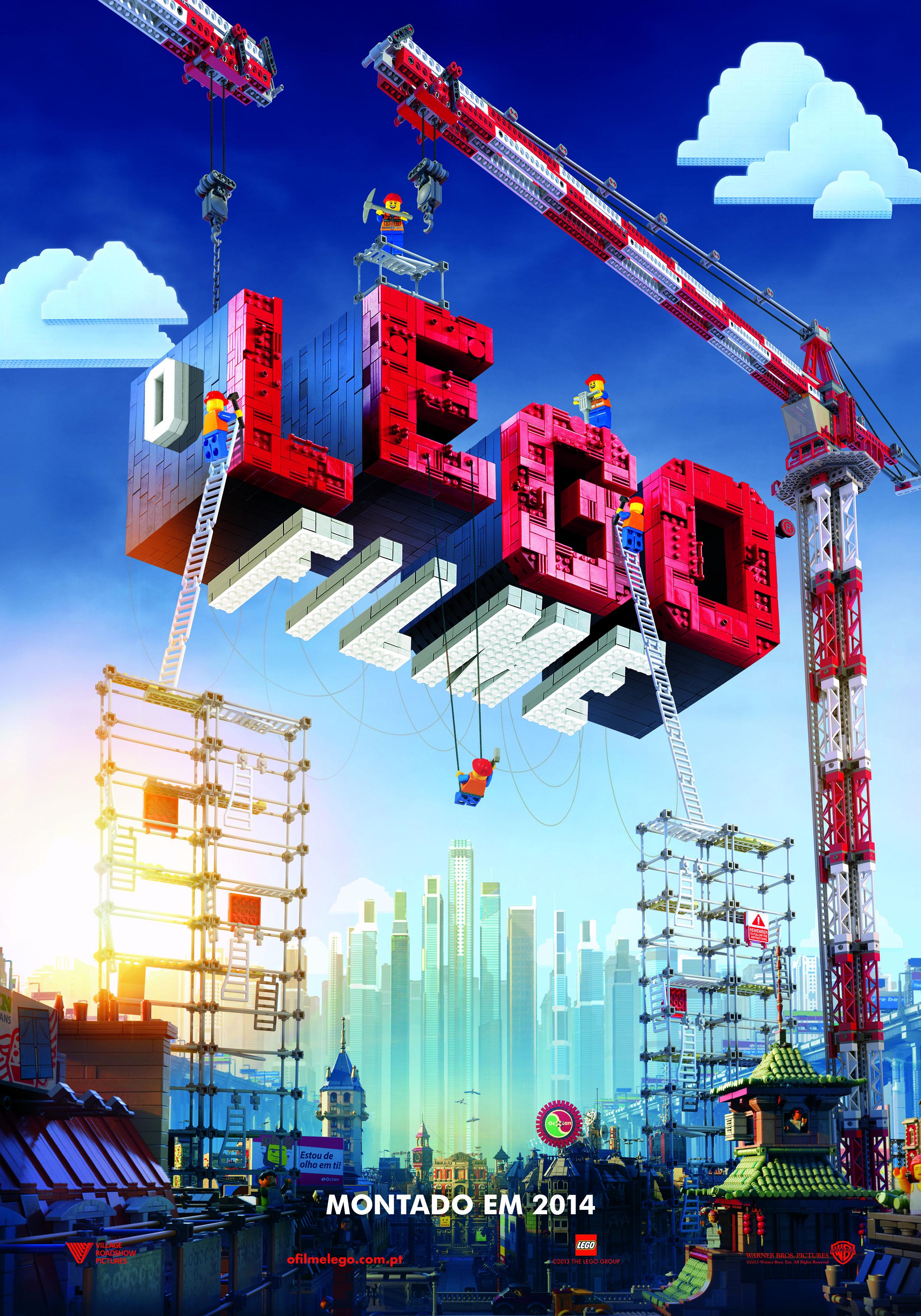 Cinema: O FILME LEGO – Trailer dobrado em Português