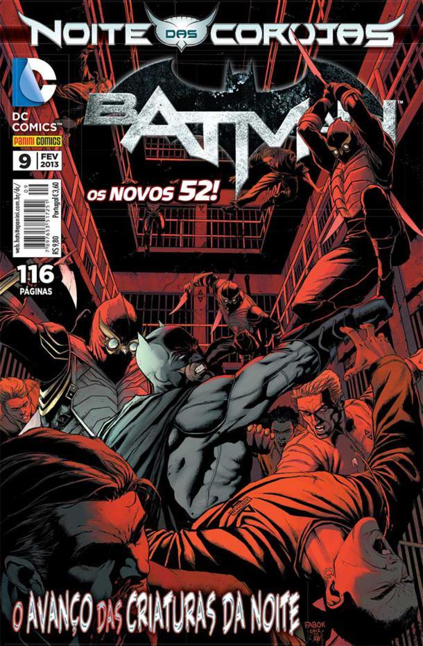 PANINI DC Batman 9