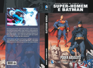 Super-Homem/Batman: Poder Absoluto capa