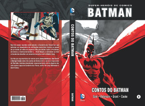 capa contos do batman