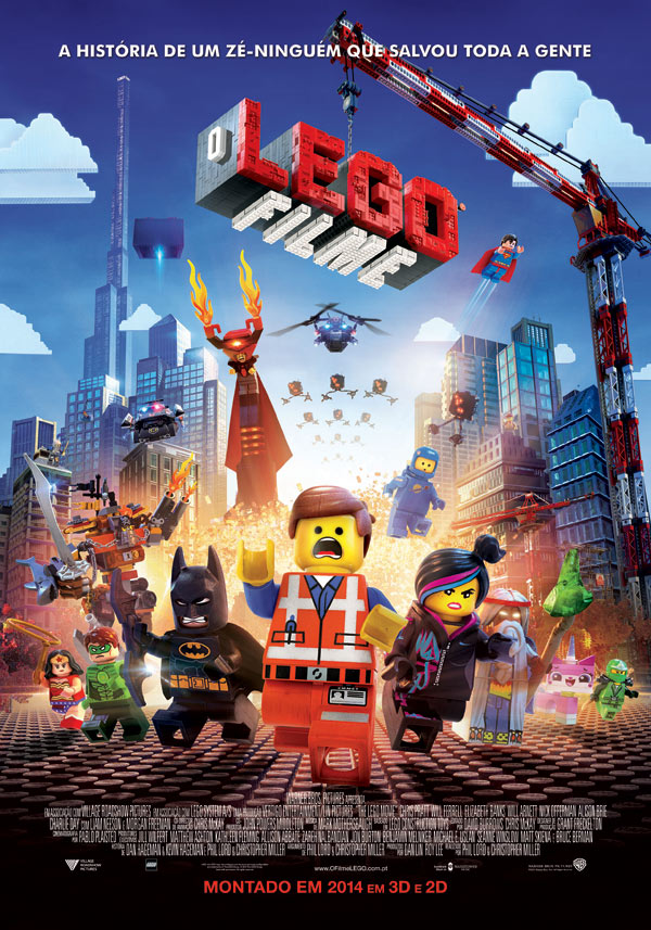 The LEGO Movie PT