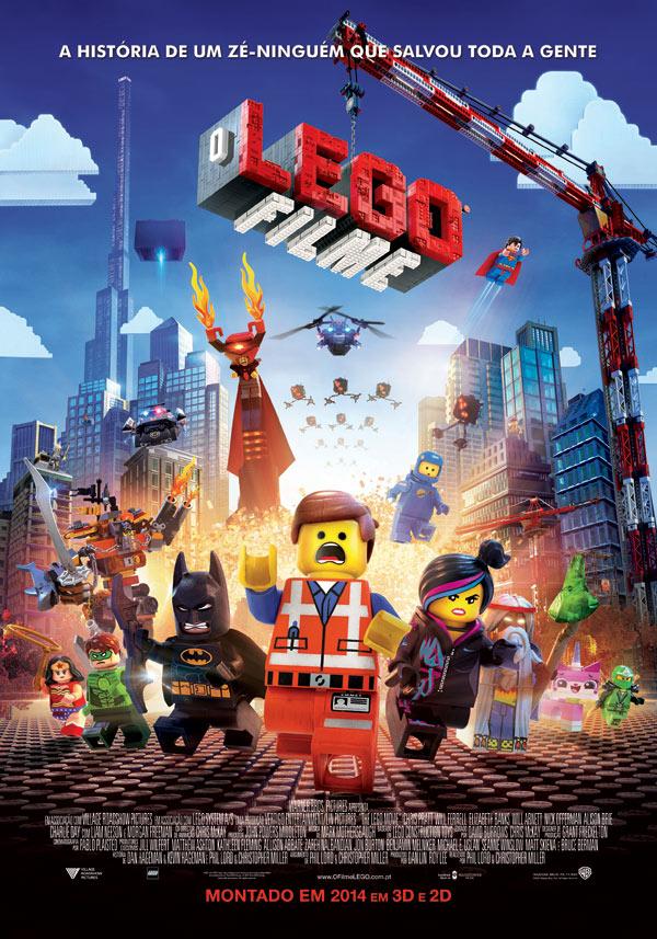 The LEGO Movie PT
