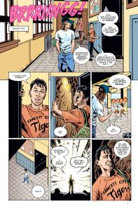 Liga da Justiça e Sociedade da Justiça: Virtude e Vício página 1