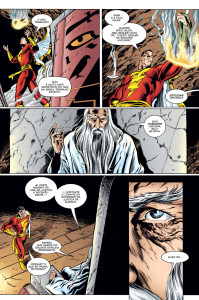 Liga da Justiça e Sociedade da Justiça: Virtude e Vício página 4