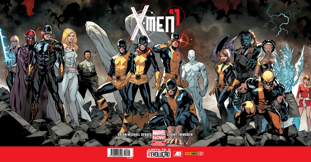 X-MEN #1 Capa