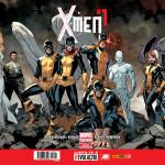 BD: Lançamento: X-Men #1