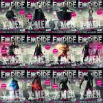 Cinema: Empire celebra aniversário com 25 capas exclusivas do filme 'X-men: dias de um futuro esquecido'