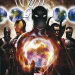 BD: Lançamento – Os Vingadores #3