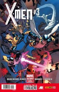 X-MEN 03  capa