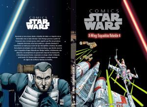 Comics Star Wars vol. 58 - X-Wing: Esquadrão Rebelde 4