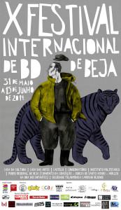 X Festival Internacional de Banda Desenhada de Beja