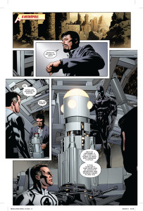 OS VINGADORES 04 página 1