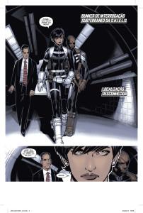 X-Men #4 - página 1