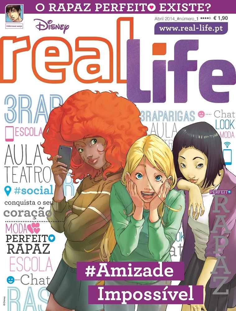 REAL LIFE | O RAPAZ PERFEITO EXISTE?