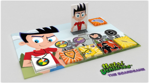 NUTRI VENTURES the boardgame