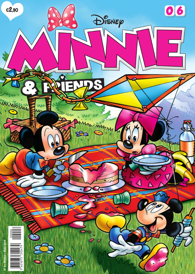 Minnie & Friends #6