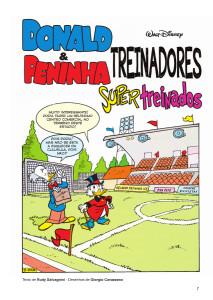 Especial Futebol Disney